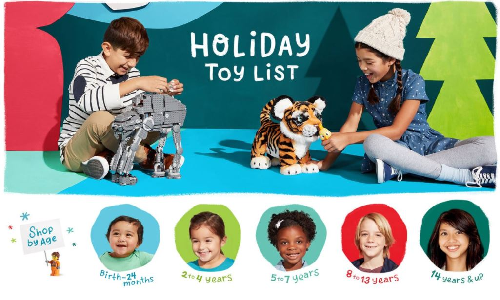 Amazong Kids Tech Gift Guide Idea