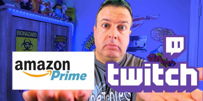 How To get Twitch Prime