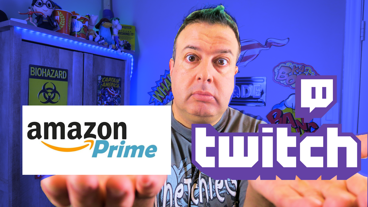 how to connect twitch to amazon prime