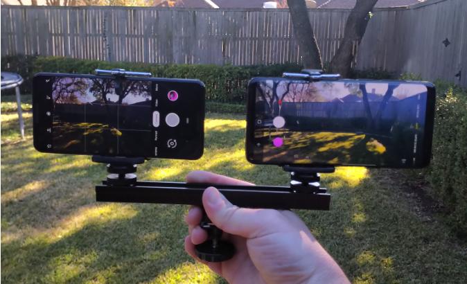 galaxy s9 vs pixel 3 camera